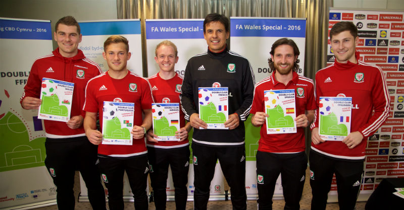 Welsh Double Club launch